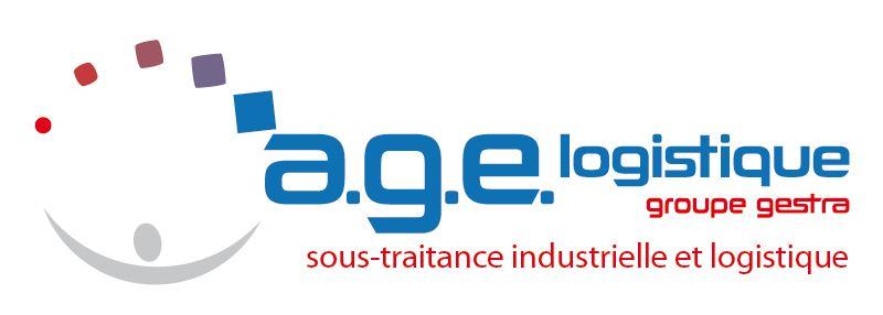logo age logistique